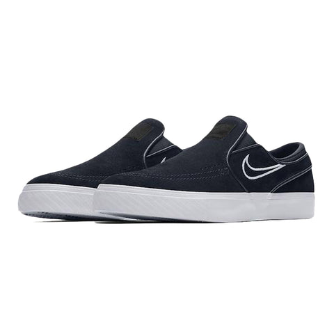 Janoski Slip On (Black Light-Bone/White)