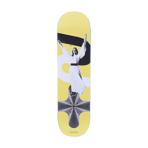 Peace Johnson [one] Deck (yellow)