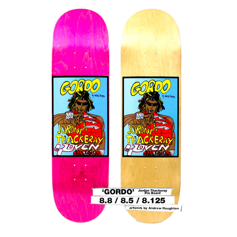 Gordo (Jordan Thackeray) Deck