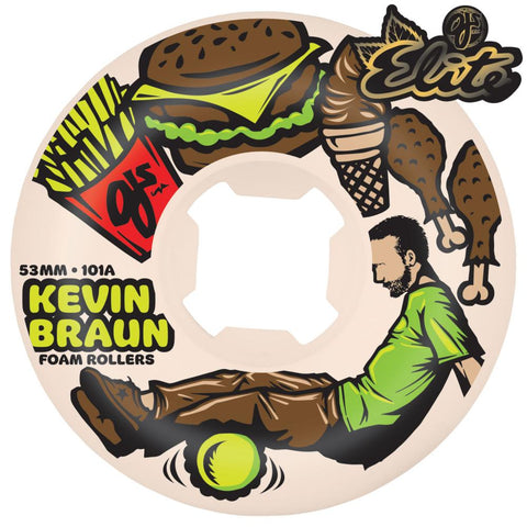 Foam Roller (Kevin Braun) Wheels