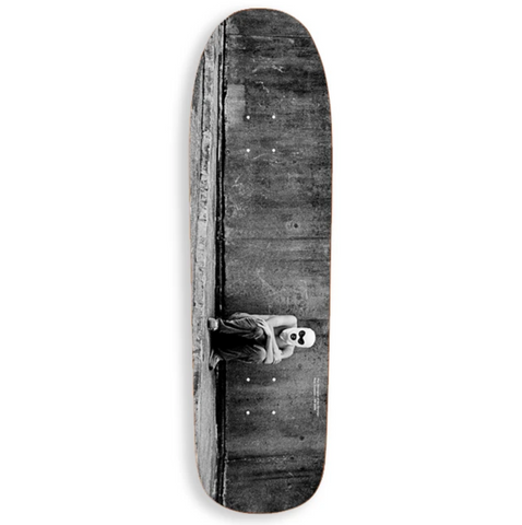 Hong Kong (Klez) 1991 Shaped Deck