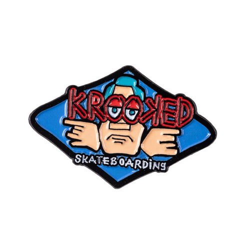 Krooked Arketype Pin