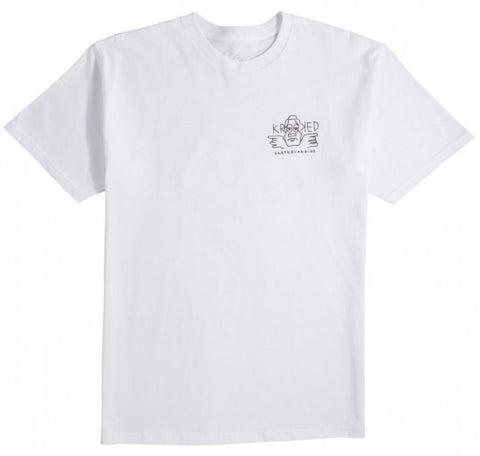 Arketype Dude Tee (White)