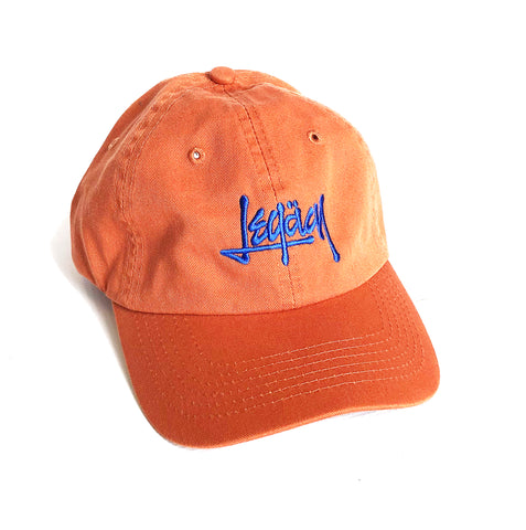 Legüssy Cap (Orange/Blue)