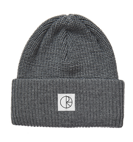 Merino Wool Beanie (Heather)