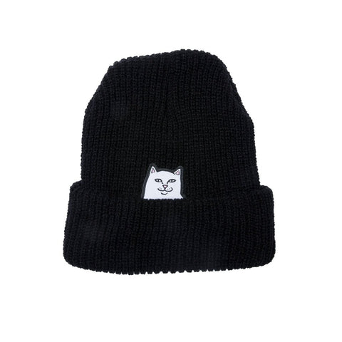 Lord Nermal Beanie (Black)