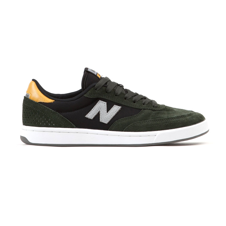 137efa1b06634 New Balance Numeric - 440 (Forest Green/Black) – Legacy Skate Store