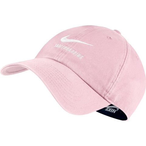 Heritage Twill Cap (Pink)