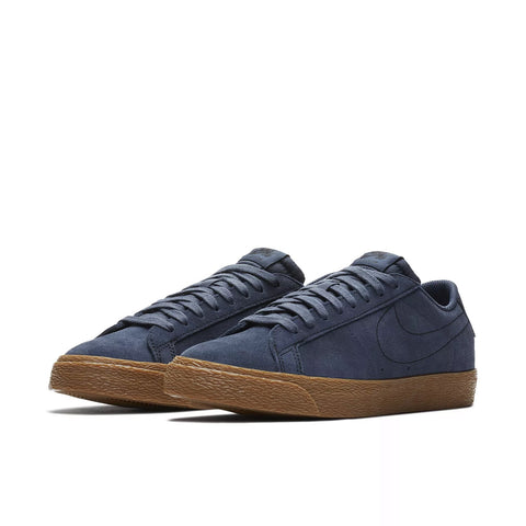 Blazer Low (Thunder Blue/Gum)