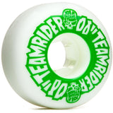 EZ Edge Teamrider Insaneathane 101a Wheels
