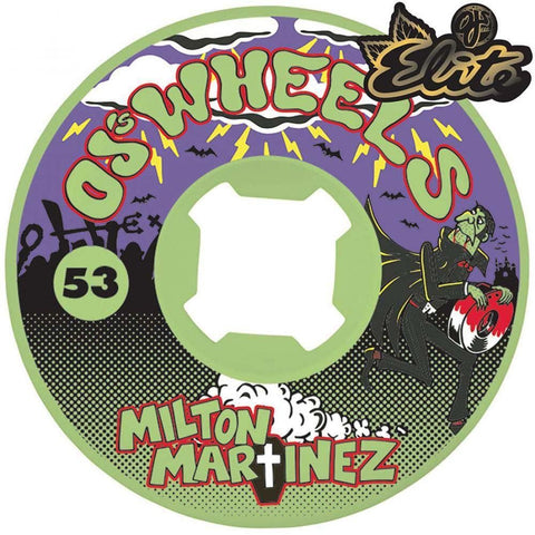 Martinez G.Robber 101 Hardline Wheels (Green)