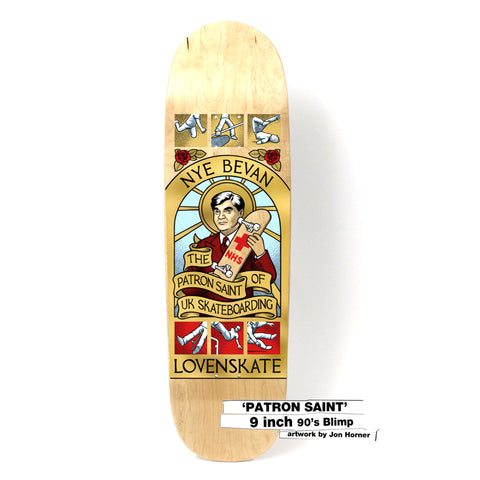 Patron Saint Deck