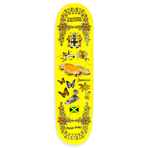Tea Towel (Jamaica) Deck