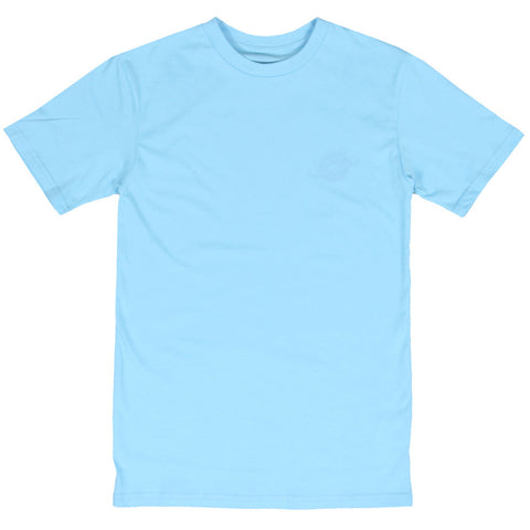 Planet Donut Tonal Tee (Blue)