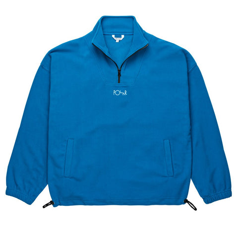 Lightweight Fleece Pullover (Myknos Blue)