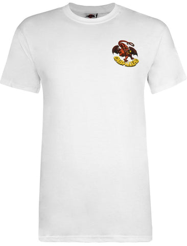 Cab Dragon II Tee (White)