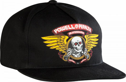 Winged Ripper Snapback
