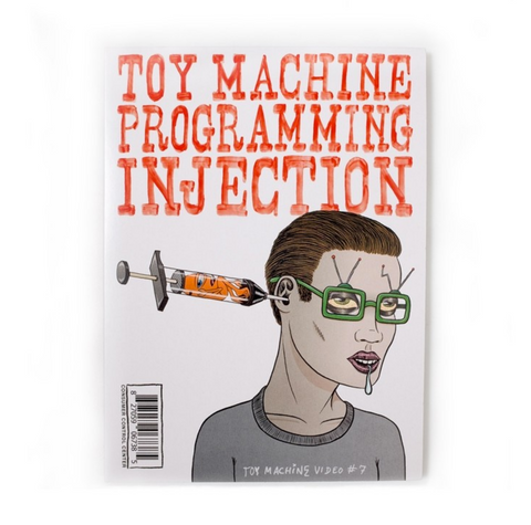 Programming Injection DVD