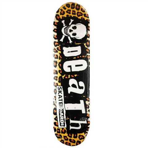 Punk Leopard Deck