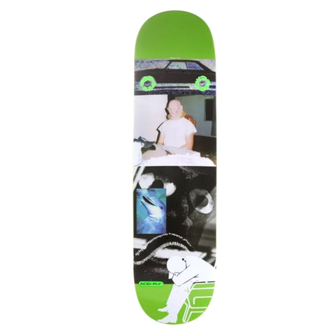 CBD Car Deck (Green)