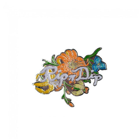 Wild Flower Enamel Pin