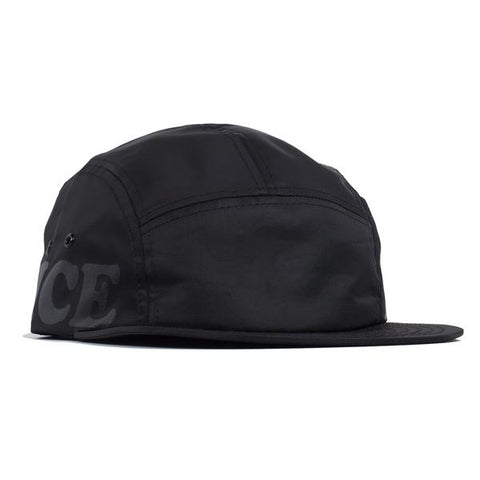 MBN Nylon Camp Hat (Black)