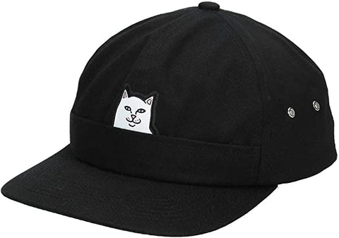 Nermal Pocket Six Panel (Black)