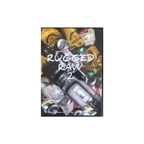 Rugged Raw 2 - DVD