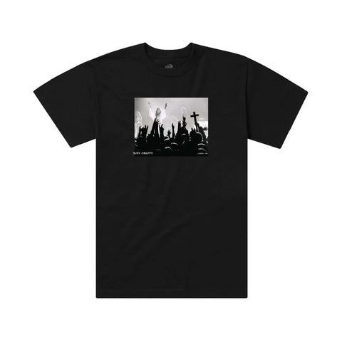 Tour Photo Tee (Black)