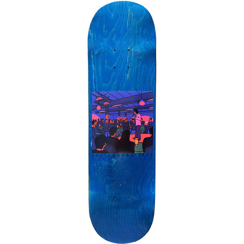 Stand up (Dom Henry) Deck
