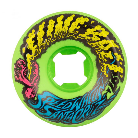 Mini Vomit Wheels (Neon Green)
