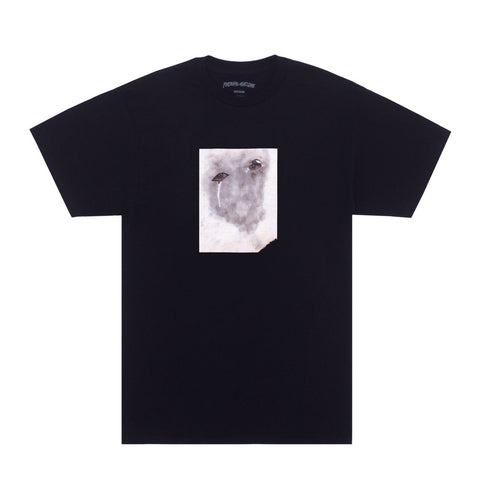 Smoke Eyes Tee (Black)