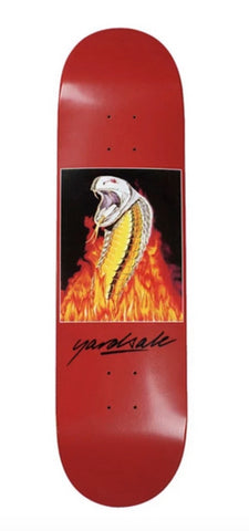 Snake Bite Deck (Red)