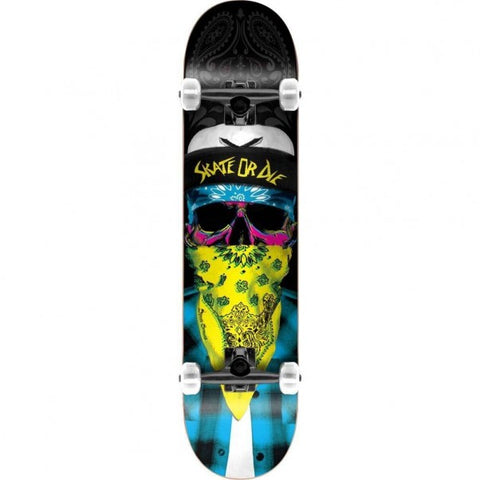 Krook Graphic Skateboard