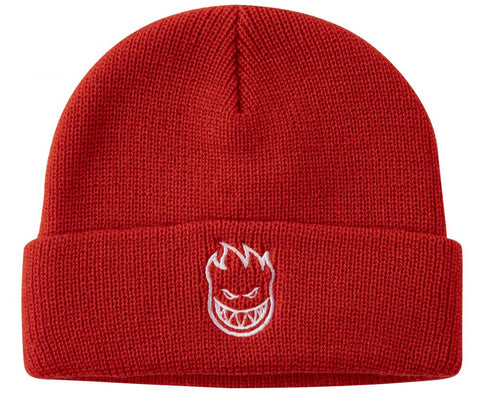 Big Head Beanie (Red/White)