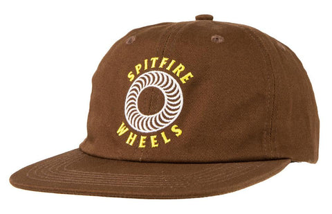 OG Classics Cap (Dark Brown/Yellow/White)