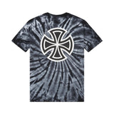 Bar Cross Tee (Black Spider Wash)
