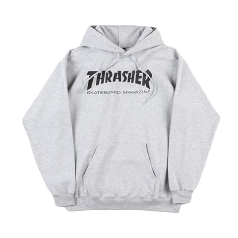 Logo Pullover Hoodie (Heather)
