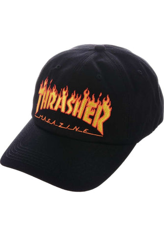 Flame Old Timer Cap