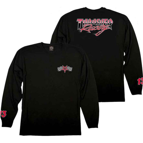 Racing Longsleeve (Black)