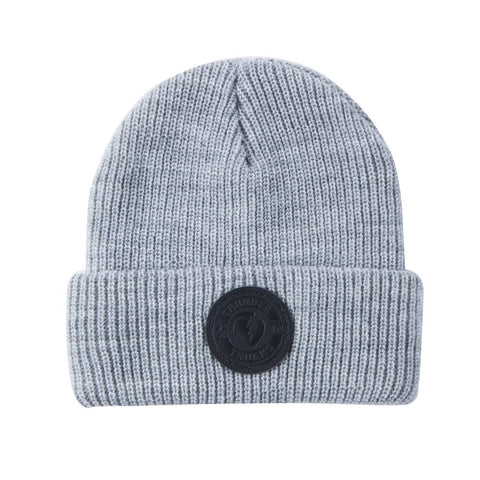 Charged Grenade Beanie (Heather Grey)