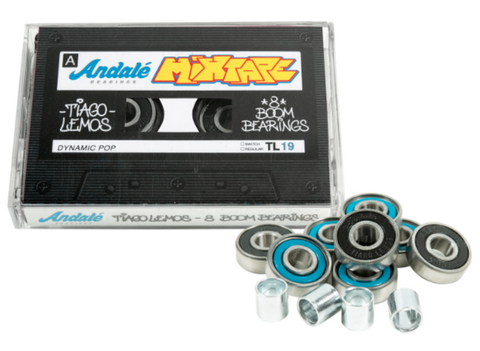 Cassette Tape (Tiago Lemos) Bearings