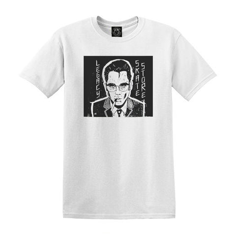 Jim Tee (White/Black)