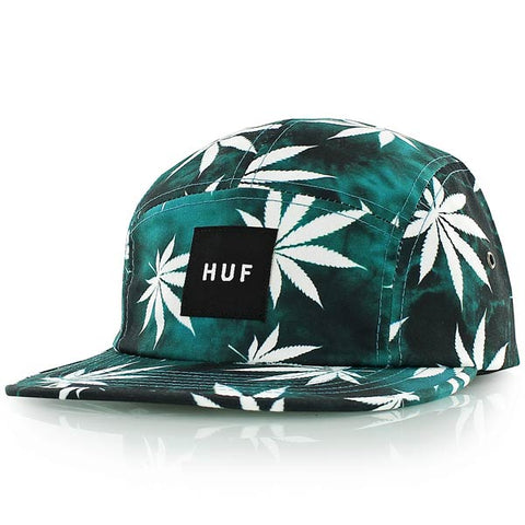 Tie Dye Plantlife Volley Cap