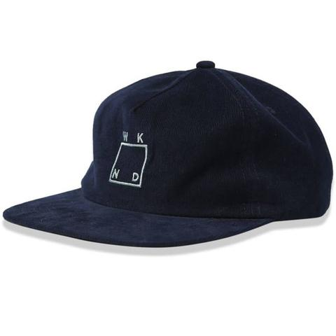 Square Logo Snap Back