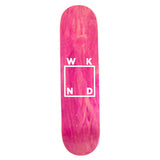 Logo assorted veneer Deck