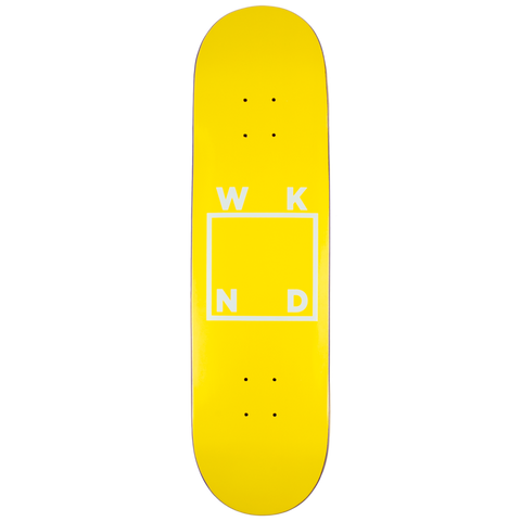 Logo Deck (Yellow)