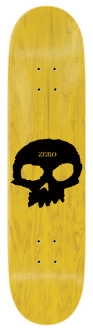 Single Skull (Yellow) Deck