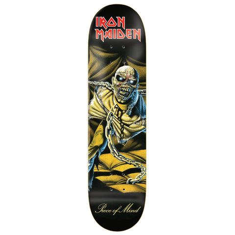 Iron Maiden 'Piece of Mind' Deck