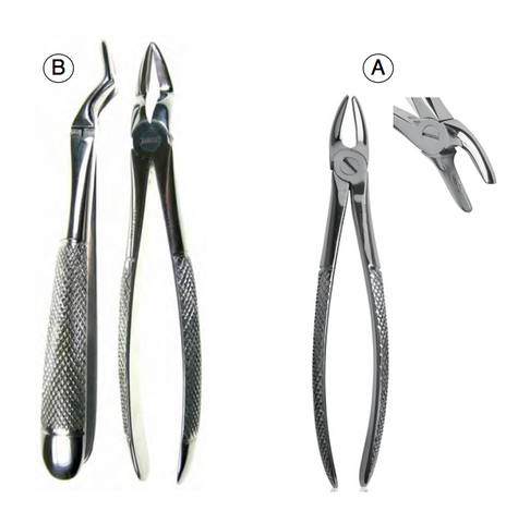Forceps dental